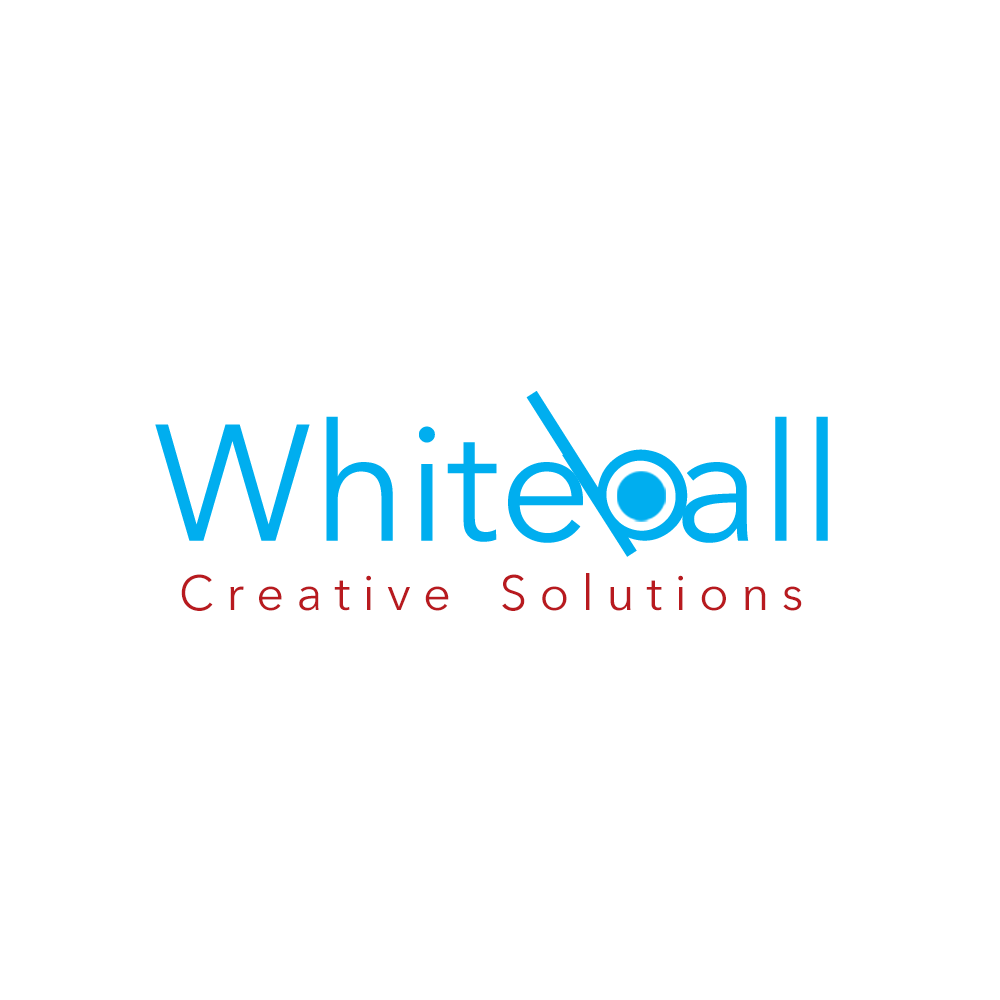The Official Logo of Whiteball Creative Solutions