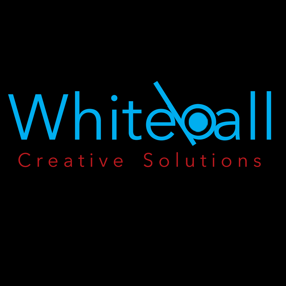 Whiteball Creative Solutions Official Logo - Top Internet & Consulting Company logo, Service corporate business logo in South Africa, SA, white ball cs logo